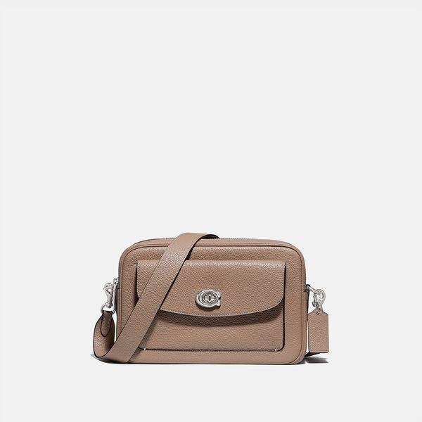 Bolsa Cassie Camera Bag Coach Bege